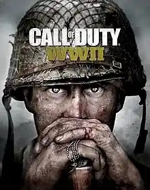 4. لعبة Call of Duty: WWII
