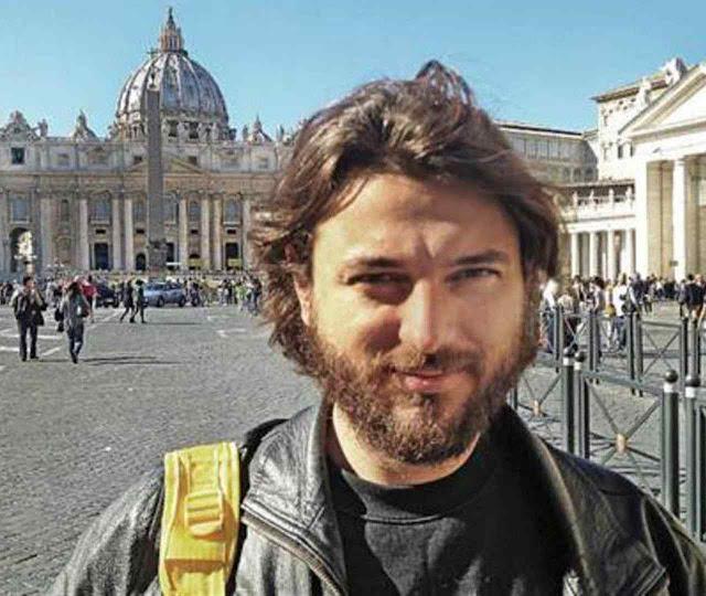 Juan Grabois, agitador líder da Confederación de Trabajadores de la Economía Popular é um dos favoritos do Vaticano.