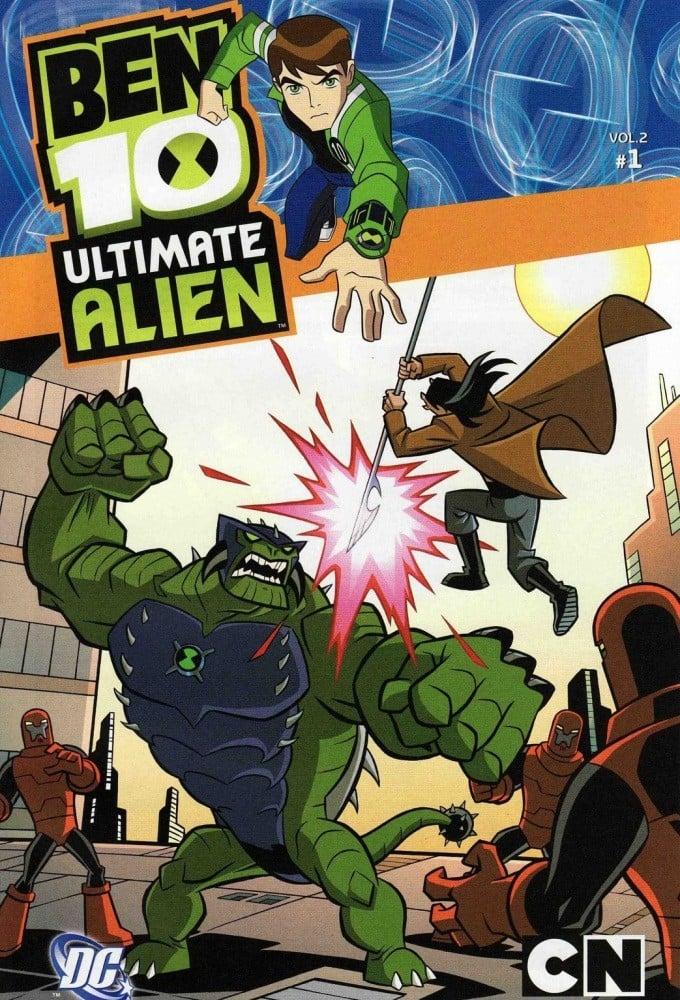 Ben 10: Supremacia Alienigena Serie Completa Latino