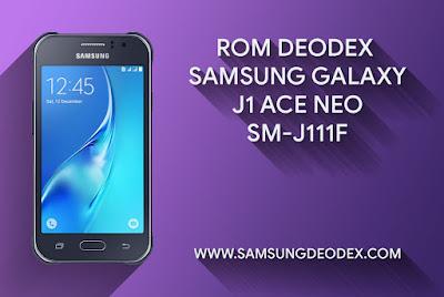 ROM DEODEX SAMSUNG J111F