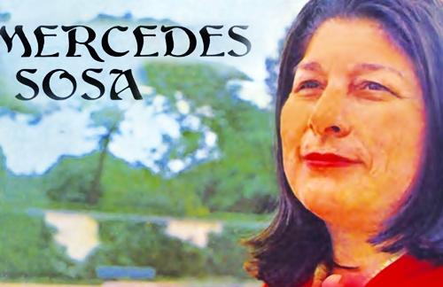 El Dia Que Me Quieras | Mercedes Sosa Lyrics