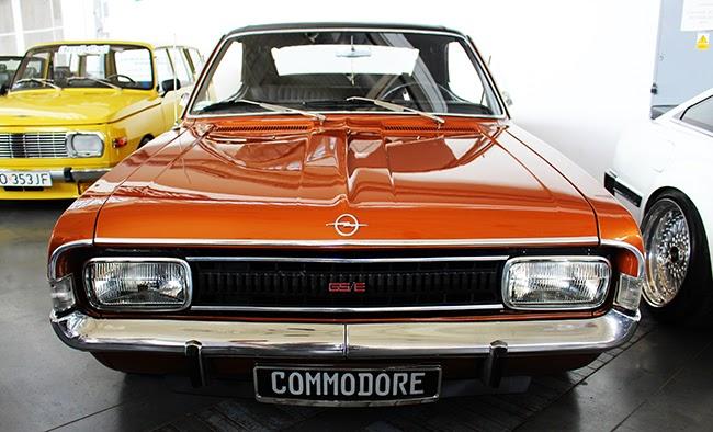 Samochód Commodore
