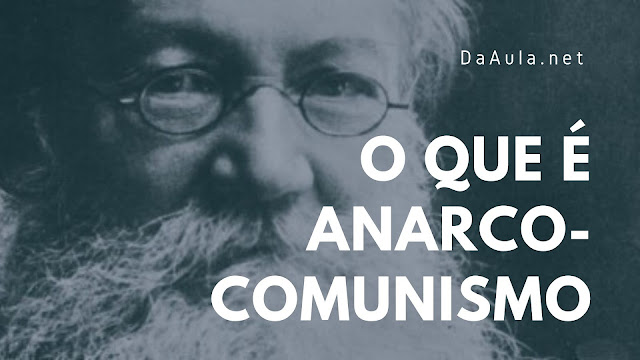 Política: O que é Anarco-comunismo