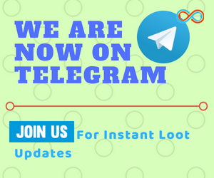 Best Telegram Loot Deal Channel