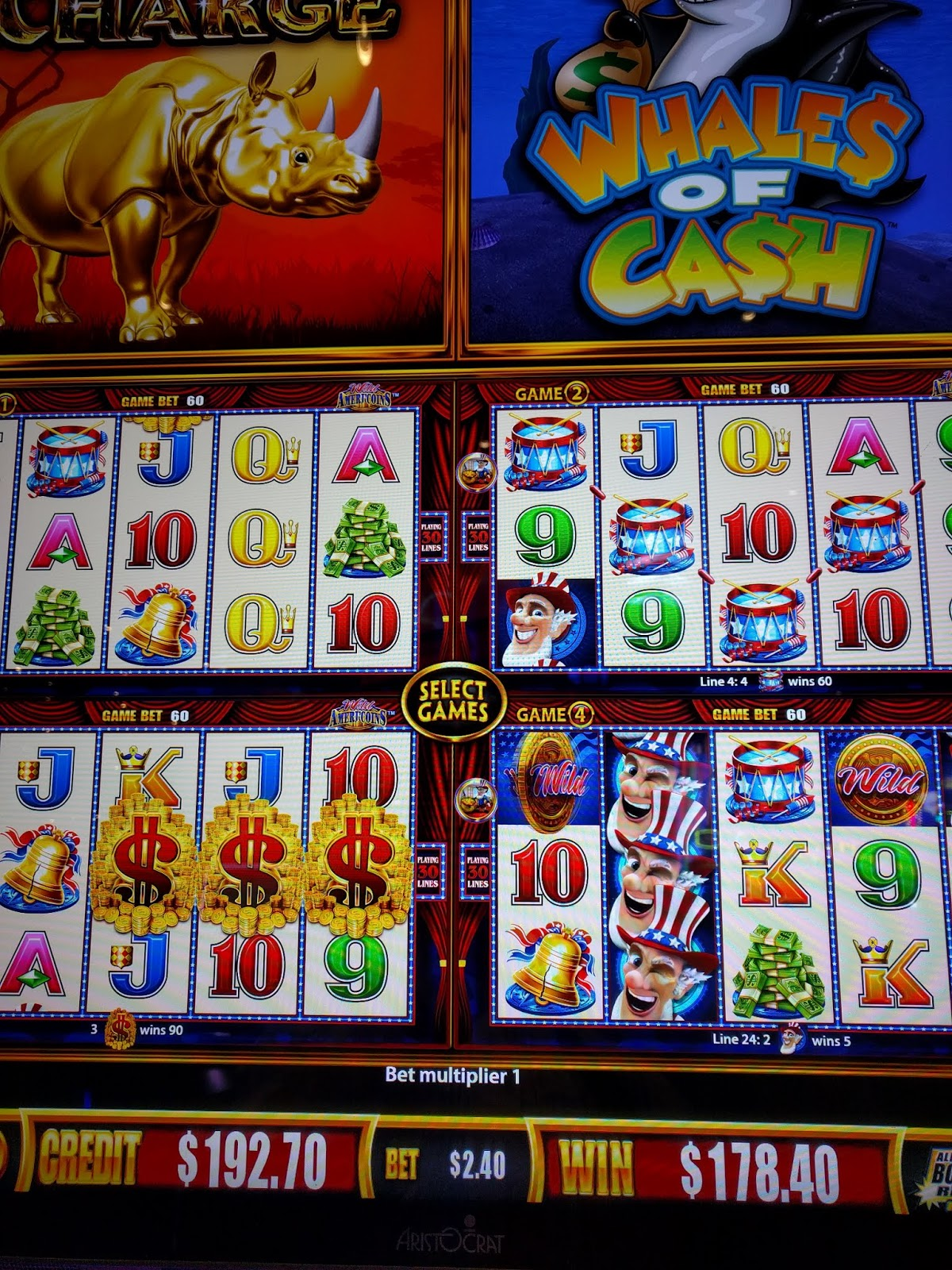 Play casino games online usa players