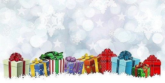 Świąteczne życzenia bożenarodzeniowe dla czytelników bloga.