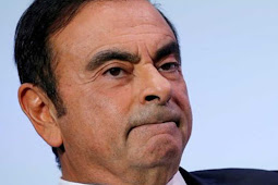 Ex-Nissan Chairman Carlos Ghosn Asks for Bail, Promises Not to Flee