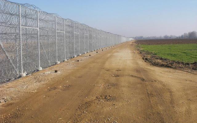 Επισπεύδεται η ολοκλήρωση του φράχτη στον Έβρο
