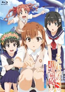 To Aru Kagaku no Railgun S Anime BD 720p Sub Español Mega