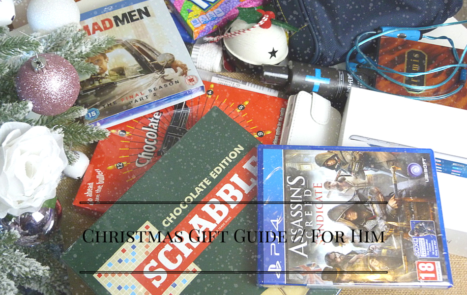 an image of Christmas Gift Guide For Him