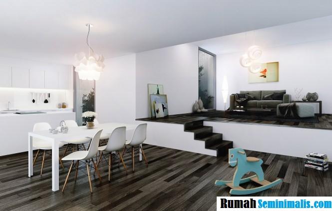 Desain Model Ruang Tamu Mewah