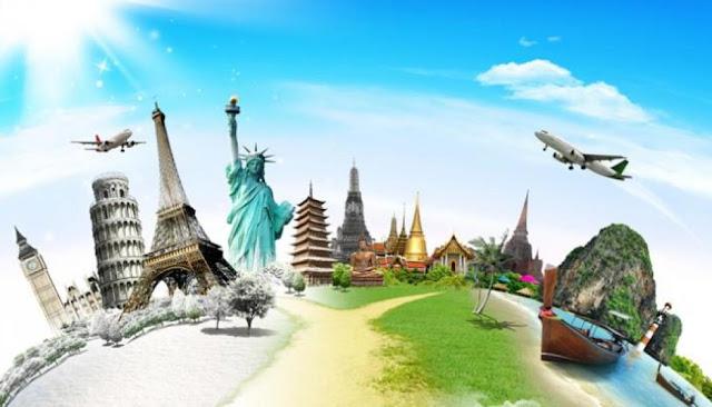 طريقة محتكرة تمكنك من السفر بالمجان إلي إي دولة تريدها في العالم