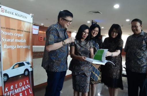 Alamat Lengkap dan Nomor Telepon Kantor Bank Maspion di Jakarta
