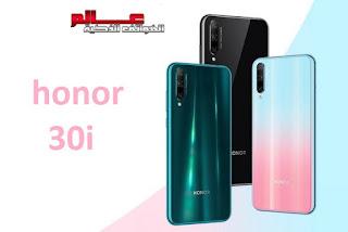 هونر Honor 30i  إصدار:  LRA-LX1 مواصفات و سعر موبايل هونر Honor 30i - هاتف/جوال/تليفون هونر Honor 30i