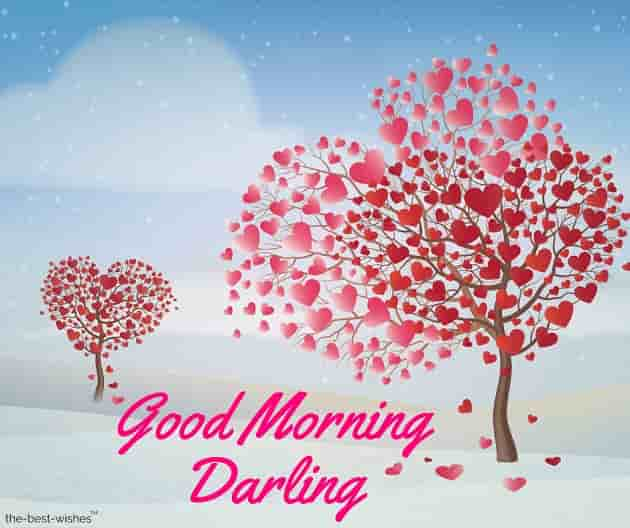 pics of good morning darling