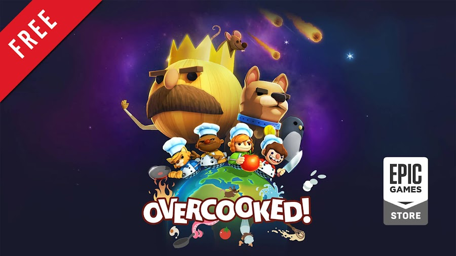 overcooked free pc epic games store ghost town games team 17 cooking game