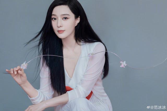 Fan Bingbing on How She Coped with Her Breakup with Li Chen