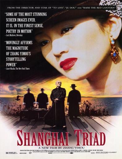 Ver La joya de Shanghai (1995) Online