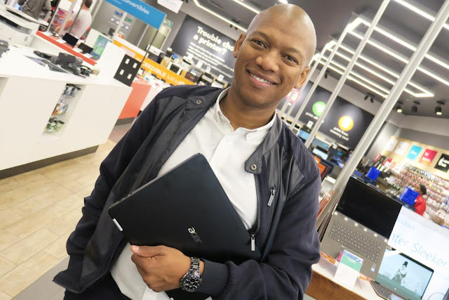 @AcerAfrica Brings #TakeaSpinwithAcer With @IncConnection #WalkOutWorking