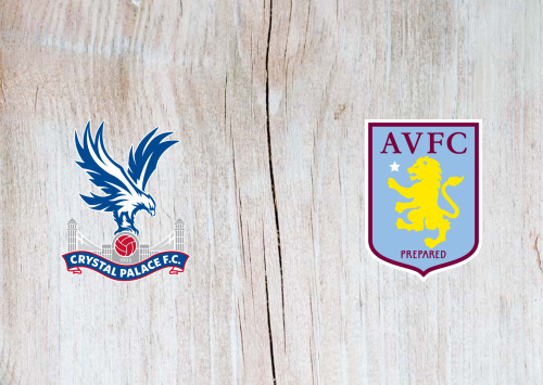 Crystal Palace vs Aston Villa -Highlights 31 August 2019