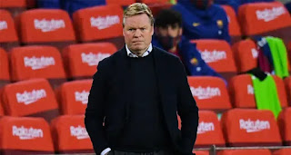 Ronald Koeman performance in his 10th final as coach detailed
