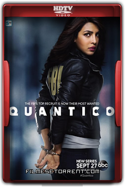Quantico 1ª Temporada Torrent WEB-DL 720p 1080p Dual Áudio