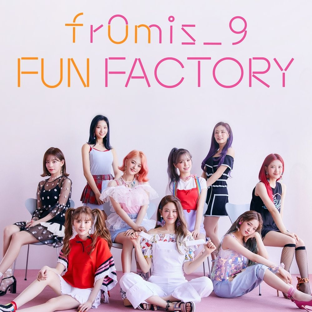 fromis_9 – FUN FACTORY – Single (ITUNES PLUS AAC M4A)