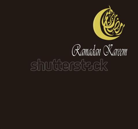 illustration templates ramadan karem
