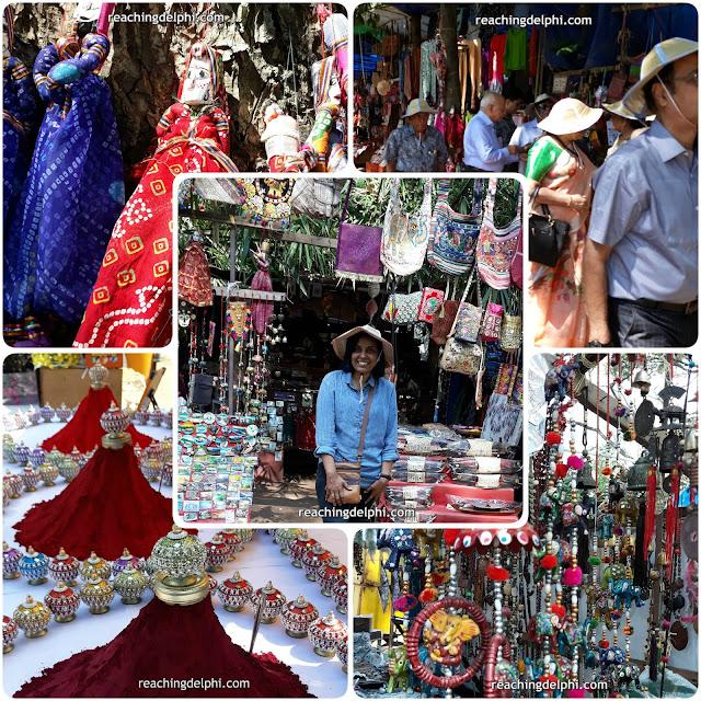 shopping in Cochin