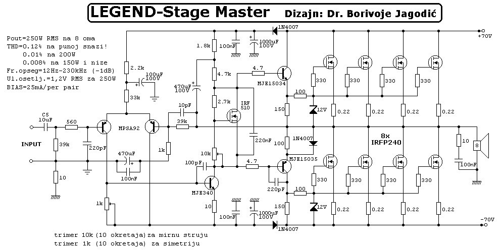 power amplifier circuit circuit diagram of 100w subwoofer amplifier250w rms power amplifier legend stage master circuit diagram power amplifier circuit circuit diagram of 100w subwoofer amplifier