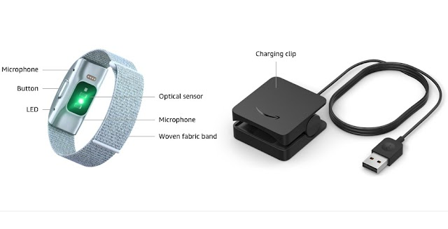 Amazon Halo Wristband Measures Body Fat & Detects Your Emotions From Voice