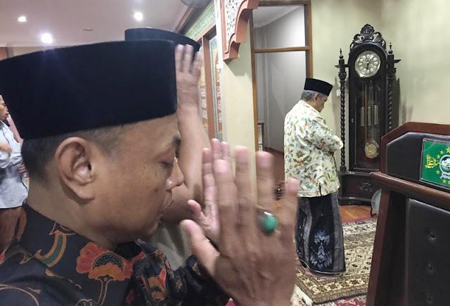 Ketum PBNU Pimpin Shalat Ghaib untuk Ani Yudhoyono