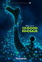 The Good Dinosaur (2015) Poster