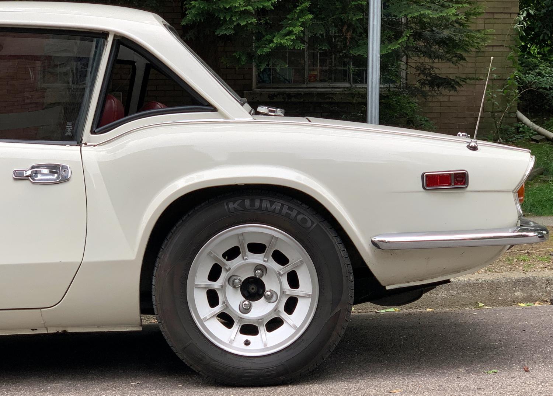 1975 Triumph Spitfire 1500 08