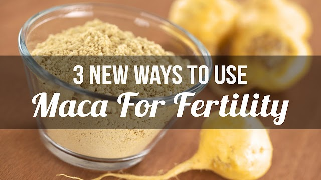 Maca Fertility Superfood