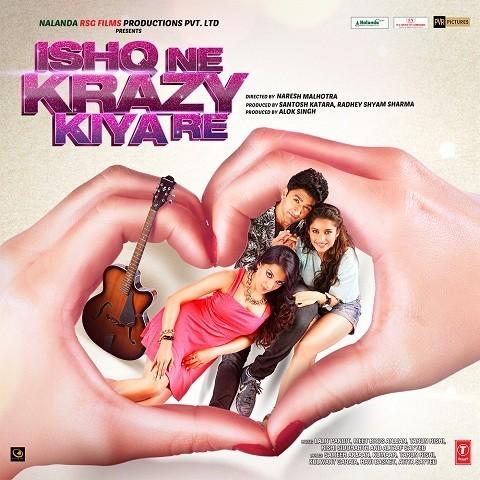 Ishq Ne Krazy Kiya Re (2015) Movie Poster No. 3