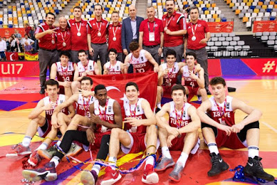 FIBA U17 World Cup Türkiye