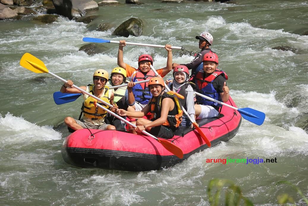 Paket Arung Jeram di Jogja, Paket Rafting Yogyakarta