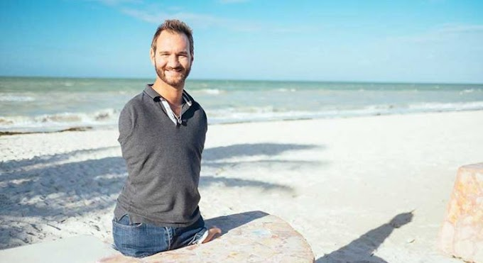 Life Without Limbs | Nick Vujicic | Biography