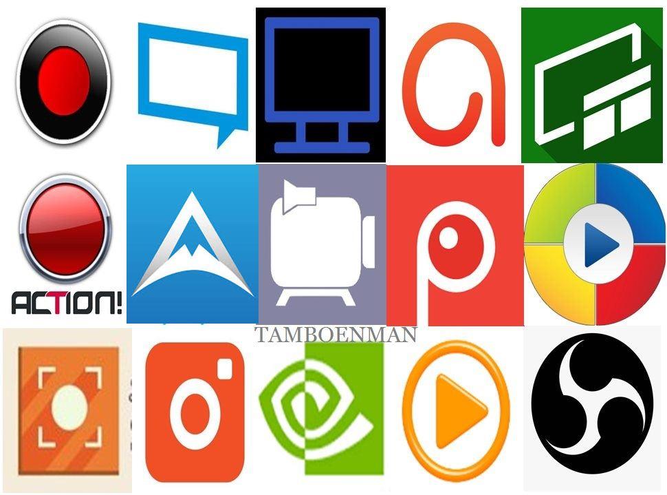 15 Aplikasi Perekam Layar Pc Terbaik Yang Paling Banyak Digunakan Tamboenman