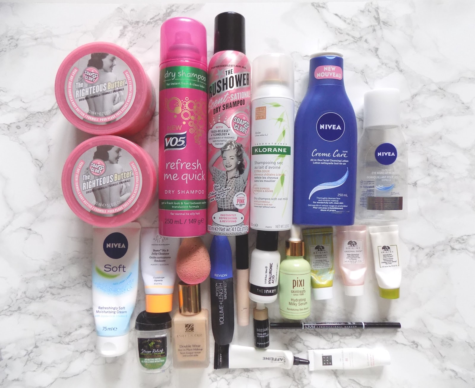 product empties daniellesbeautyblog