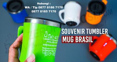 mug brasil mug custom logo, MUG TUMBLER BRASIL, Mug Promosi Brasil, Gelas Promosi Brasil, Tumbler Promosi, tumbler brasil mug, Tumbler Mug Gagang