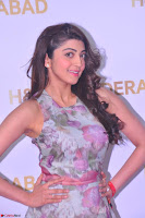 Pranitha Subash in lovely Flower Print Sleeveless Short dress ~  Exclusive 104.JPG