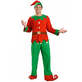 Simply Elf Adult Costume