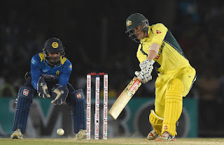 Sri Lanka vs Australia 3rd ODI 2016 Highlights