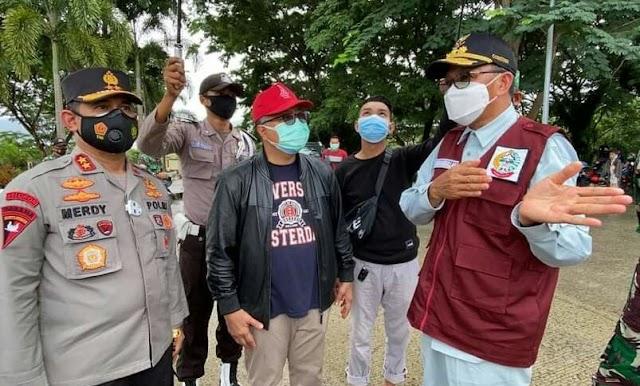 Gubernur SulSel,Siap Menampung Pengungsi Gempa Asal Sulawesi Barat