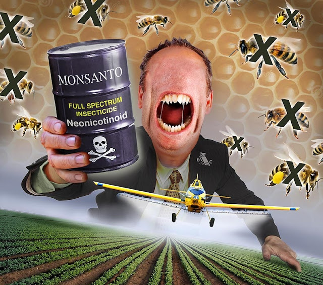 Por que Monsanto é a pior empresa na face da terra?