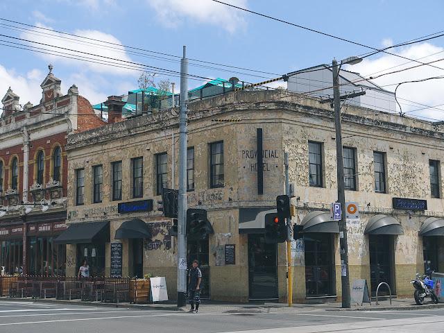 ブランズウィックストリート(Brunswick Street)