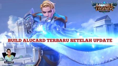 Build Alucard Terbaru Setelah Update