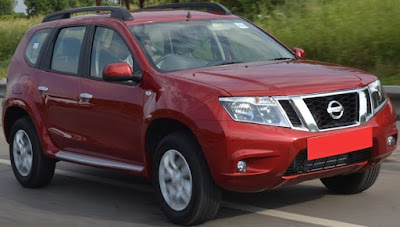 upcoming 2016 Nissan Terrano AMT